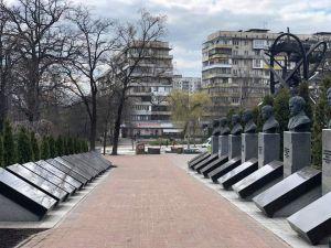 У Києві впорядкували меморіальний комплекс