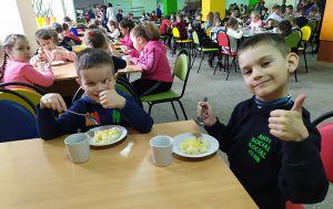 Житомирщина: Заработал обновленный пищеблок в Барановском лицее