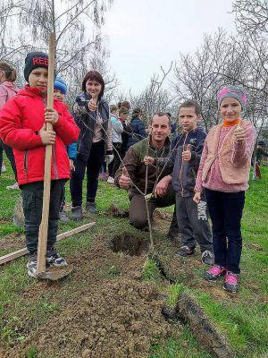 На Закарпатье детей учат заботиться о природе со школы