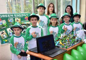Черкассы: «Робофест» собрал юных интеллектуалов