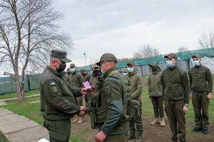 Гвардійці готові до виконання завдань