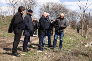 Перезахоронят останки жертв сталинских репрессий