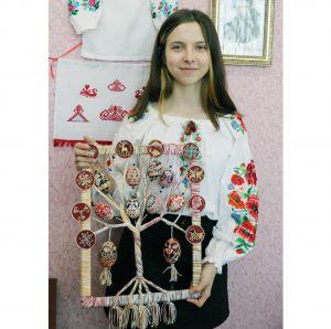 В Житомире юные писанкари соревновались в мастерстве