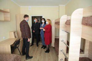 Львовщина: Приют для жертв домашнего насилия открывает двери в Трускавце