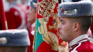 Без парада, но с соблюдением символики