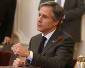"""""""Llegué a Kyiv con el deseo de fortalecer la asociación entre Ucrania y los Estados Unidos."""