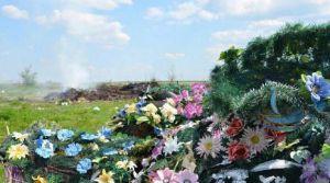 Черниговщина: Запретили пластик на кладбищах
