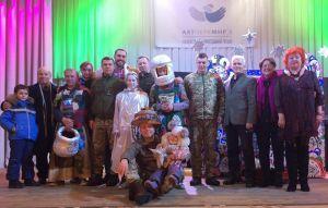 Праздничная акция «Радость детям на Пасху» проходит в рамках проекта «ART-перемирие»