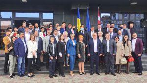 Укрепление дружественных отношений со странами Балтии