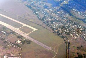 Аэропорт начнет свою реконструкцию