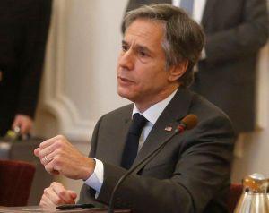 """""""Ich bin in Kiew angekommen, um die Partnerschaft zwischen der Ukraine und den Vereinigten Staaten zu stärken"""