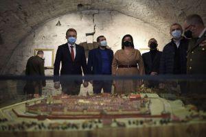 У Львові у підземеллі храму відкрито виставку реліквій