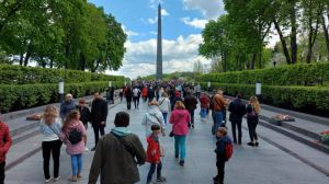 """""""Für eine Eintrittskarte in diese Welt haben die Ukrainer mehr als 8 Millionen Menschenleben gezahlt"""""""
