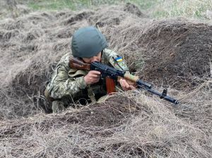 Луганщина: Іспит на боєготовність склали