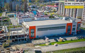 На Дніпропетровщині будують перший сільський басейн