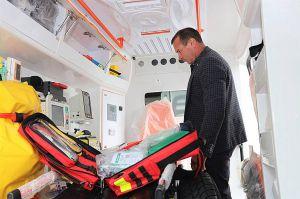 Дніпропетровщина: Екстреній медицині надають невідкладну допомогу