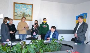 Житомирщина: Юные предприниматели ищут своего потребителя
