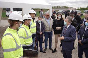У Вінниці завод постане за кошти знаного інвестора