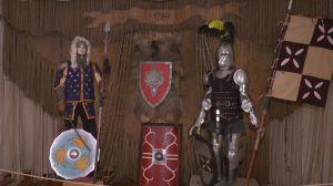 Миколаїв: Рыцари реконструируют эпохи
