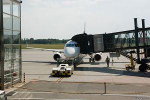Одесса: Телетрапом — прямо в самолет