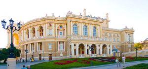 Одесский оперный театр даст концерт-благодарность