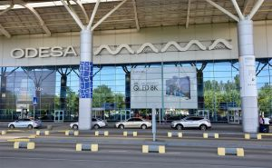Реконструкция аэропорта «Одесса» продолжается