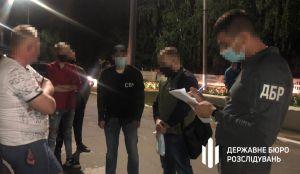 На Луганщині комісар погорів на хабарі