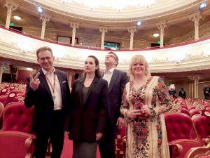 Киевский театр оперетты поразил своей изысканной красотой