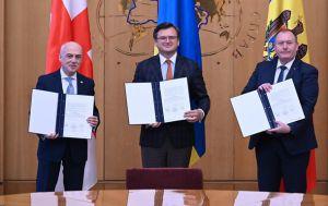 """In Kiew wurde """"Assoziiertes Trio"""" gegründet"""