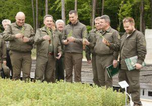 Львовская область переходит на выборочный способ рубок в лесах