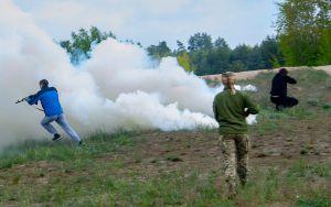 У Полтавській області випускників екзаменували на стрільбищах