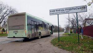 Хмельниччина: Міський автобус поїде у села