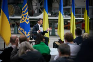Two years in office. The press conference of Volodymyr Zelenskyy