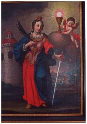 В Киев прибудет «Святая Варвара»