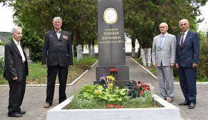 Отметили 120-летие архитектора воссоединения Серебряной Земли с большой Украиной