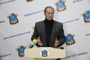 В Николаеве создано первое в Украине городское управление по делам ветеранов