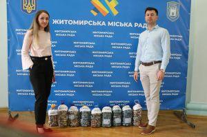 Житомирщина: Батарейки — на переробку