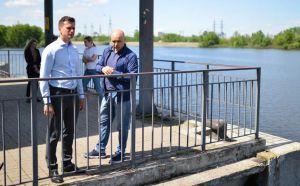 Черкасчина: Каневский порт вновь будет принимать суда