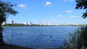 Київ: Озеро Вирлиця може стати ландшафтним заказником