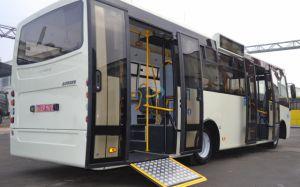 В Херсоне покупку автобусов поддерживают не все