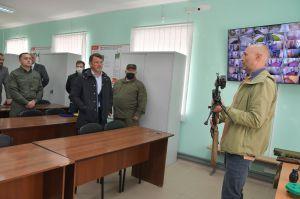Возле Ривненской АЭС открыли сверхсовременный учебно-тренировочный центр