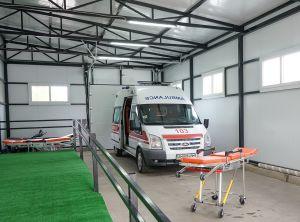 Житомирщина: Осучаснили відділення екстреної медичної допомоги