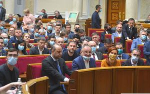 El parlamento ucraniano condenó las acciones del régimen de Lukashenko