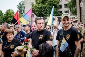 Легендарному батальону «Донбасс» исполнилось семь лет