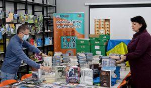 Книгозбірні Луганщини збагатилися