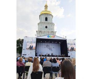 Київ: За логотип обрали лелек, які повертаються додому