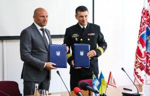Черкаси: Підписали угоду з флотилією