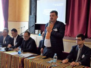 Прикарпатье: В Космаче обсудили высокие проекты