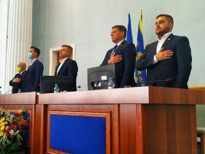 Черкащина першою ухвалила програму розвитку української мови