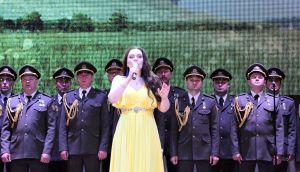 Донетчина: Главный военный ансамбль отправился на гастроли